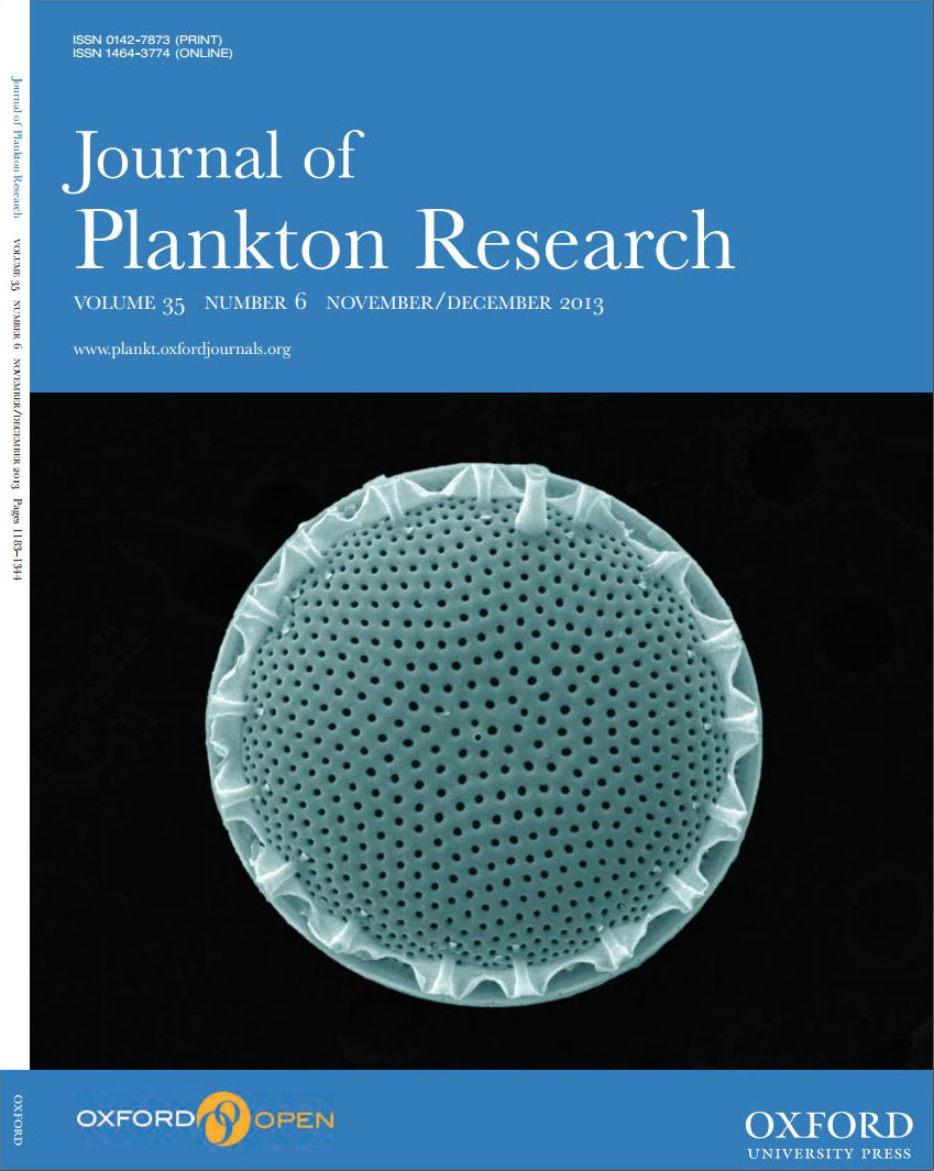 plankton research paper Chlorophyll analysis  all of the algae and other suspended particles in the water will collect on the filter paper  water research center.